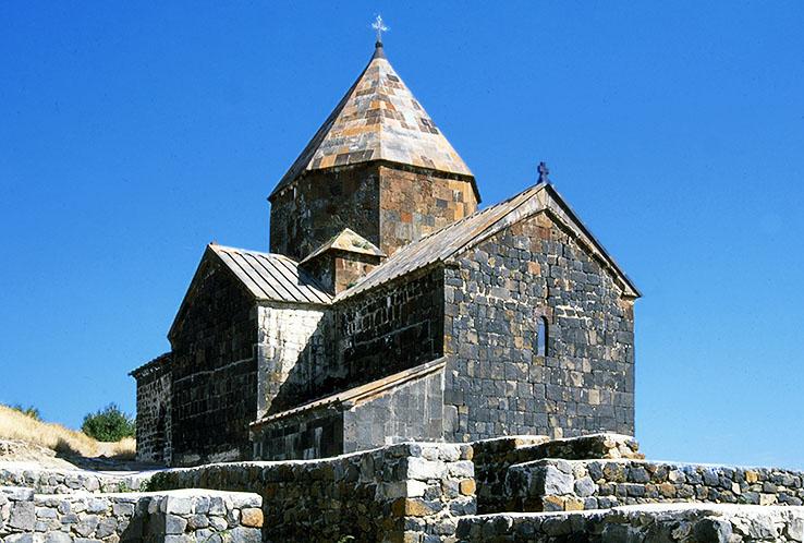 セヴァンのセヴァン修道院